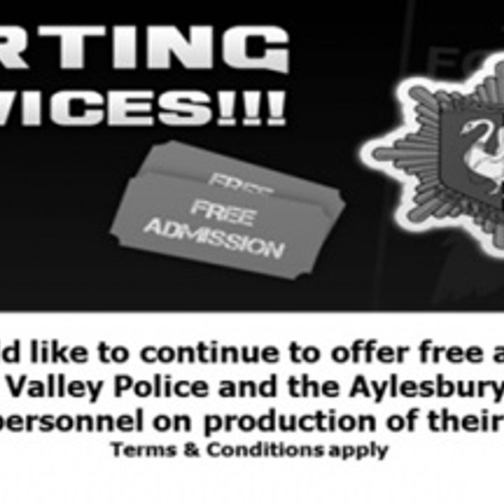 FREE ENTRY - All Services<