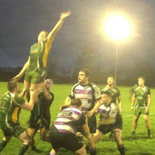 Walden narrowly lose to league leaders.