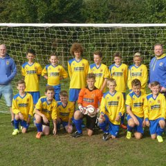 2014/15 Ampthill Town Casuals U 13