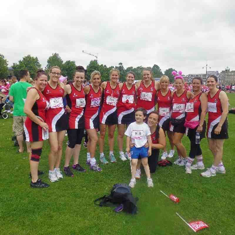 Race For Life - 2014