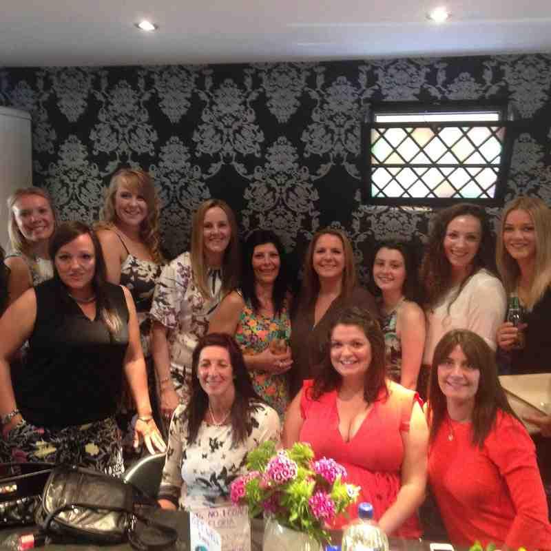 July & Liam's Wedding Reception