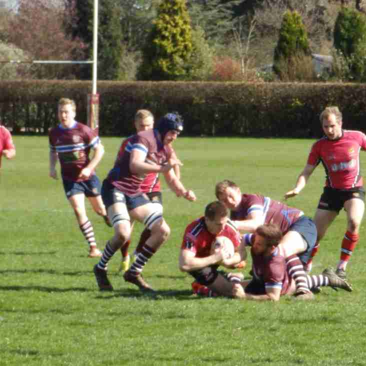 Silhillians 26 Hereford 7