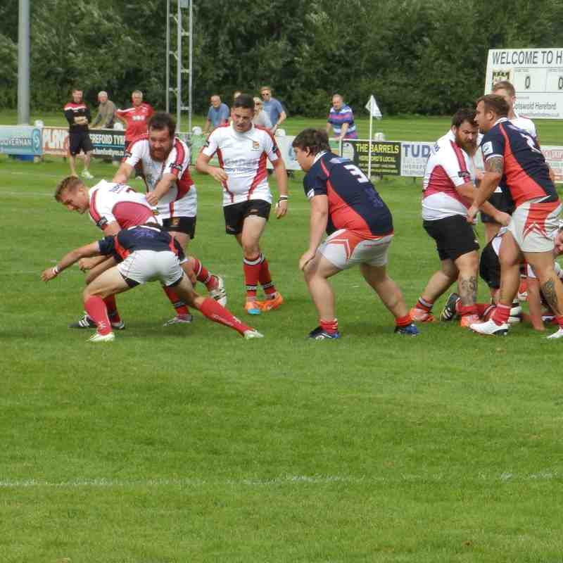 Hereford v Whitchurch 29-8-15