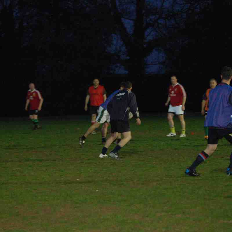 Touch Session 22 April 2015