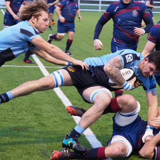 Poor handling cost Manor dear in defeat to Old Haberdashers