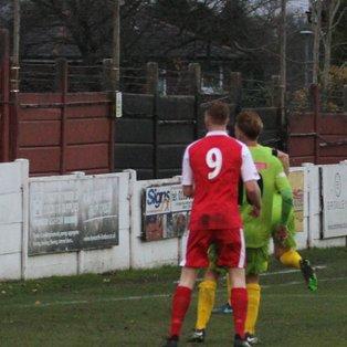 Late goal show at Hurst Cross
