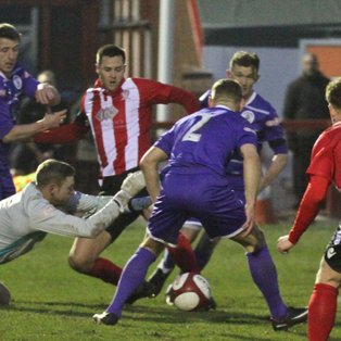 Ten man Robins return with a point