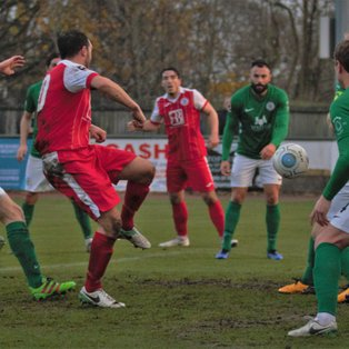 Robins' hopes buried at Cemetery Road