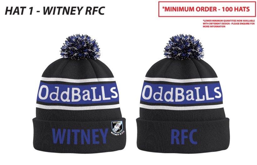 370d389616b Witney RFC Oddball Hat - News - WITNEY Rugby Football Club