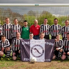 Division Two Trophy Final 4th May 2013