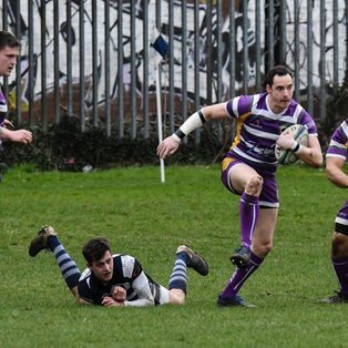 Firsts win away at Cantabs in Cambs Cup Semi Final
