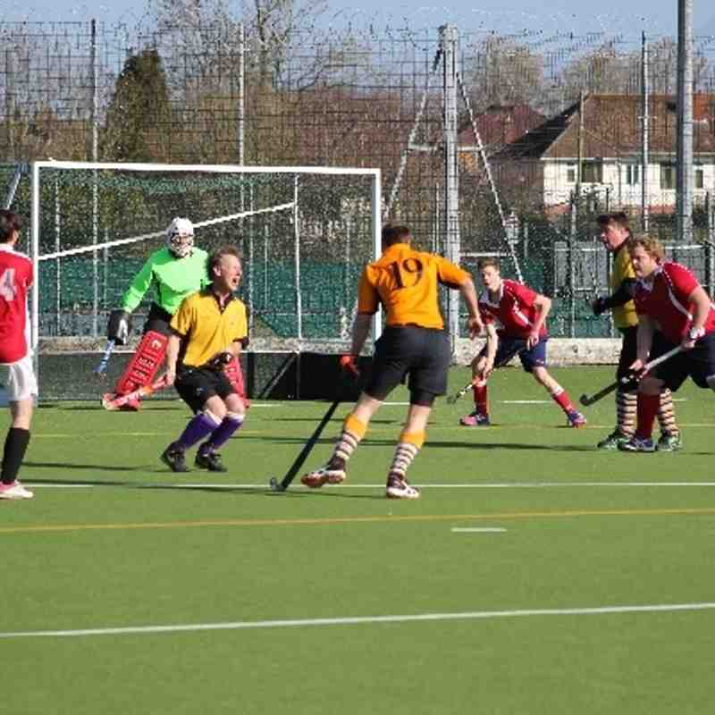 Vikings v Alton Saturday 22nd February 2014
