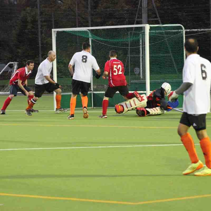 4th XI v Eastleigh Saturday 14th November 2015