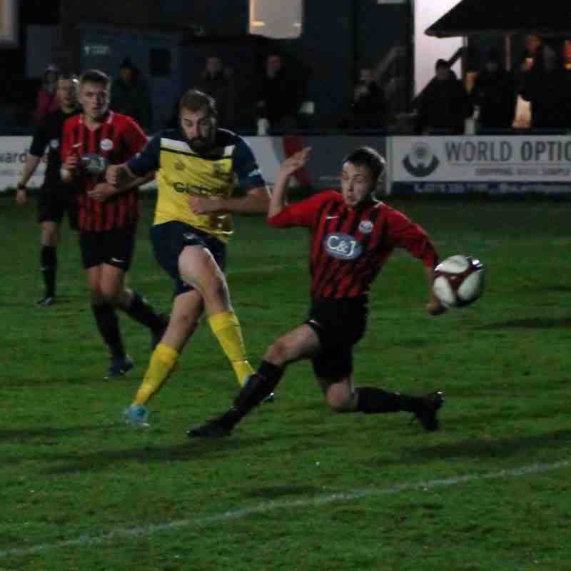 Taddy v Goole - West Riding Cup 2019/20