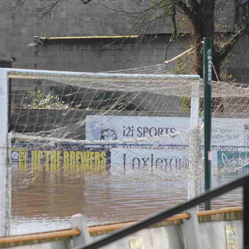 Taddy Flood Images - Sunday Feb 23rd.