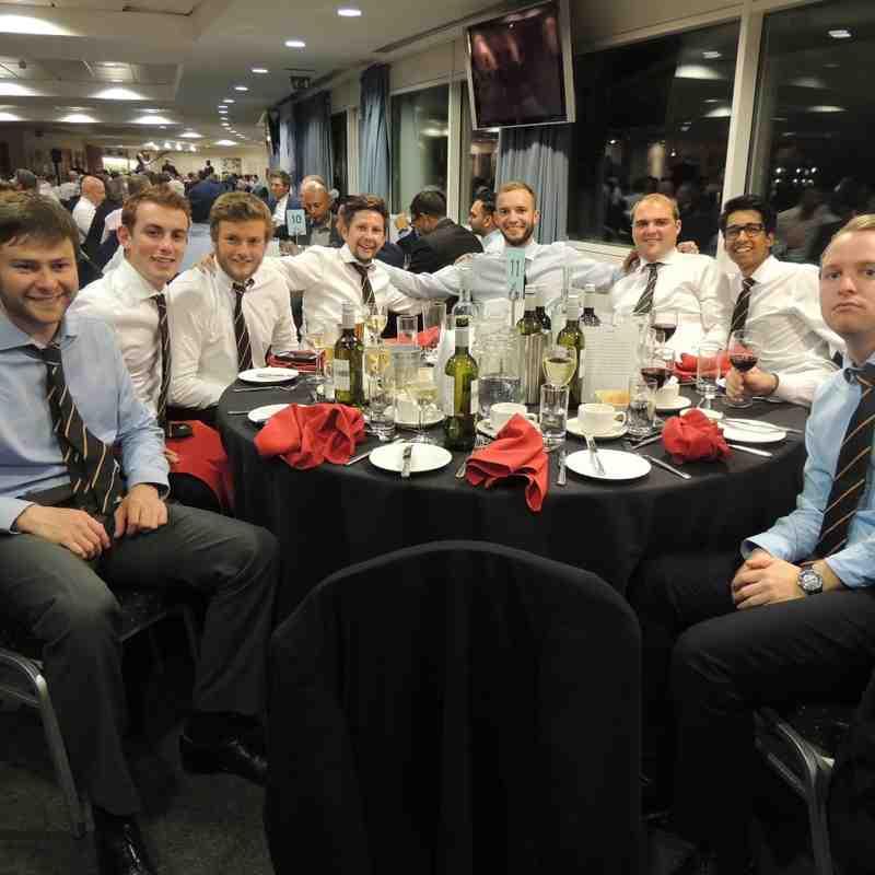Surrey Championship Awards Dinner 2015