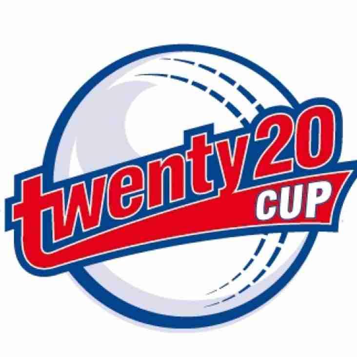 Twenty20 Cup vs Egham