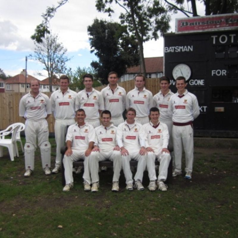 Malden Wanderers CC - 1st XI 258/6 - 242 Walton on Thames CC - 1st XI