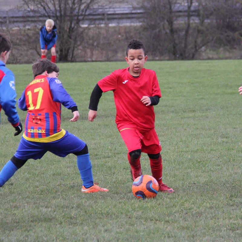 Under 9 Mid Season Report