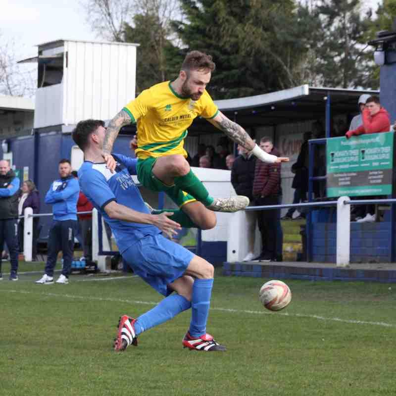 Rossington Main 2-2 AFC Emley