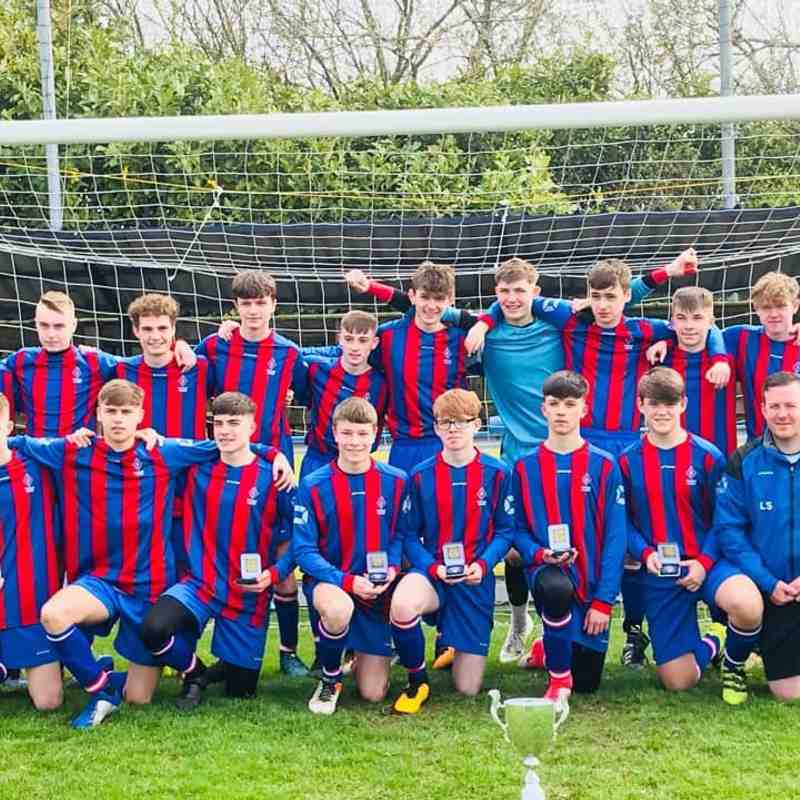 Thornes Juniors U16 Cup Final