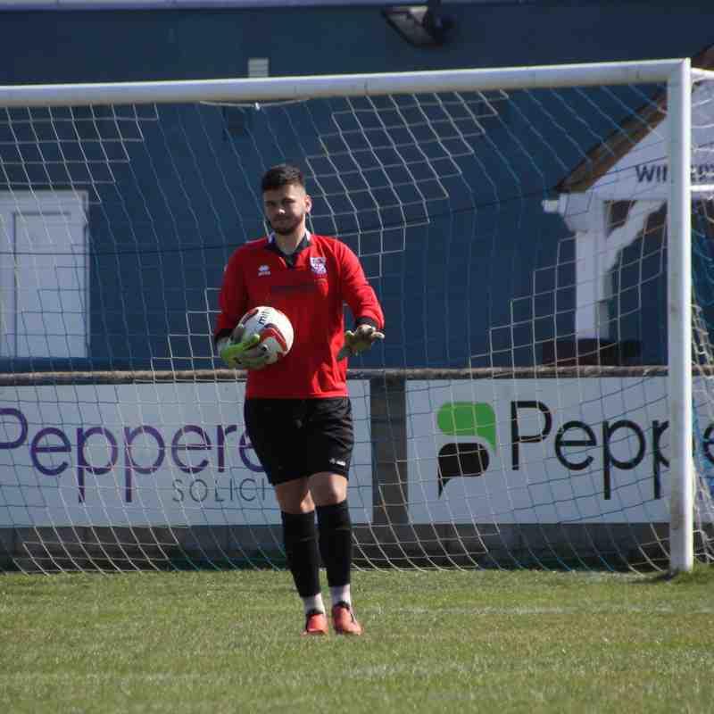 Winterton Rangers 3-0 AFC Emley