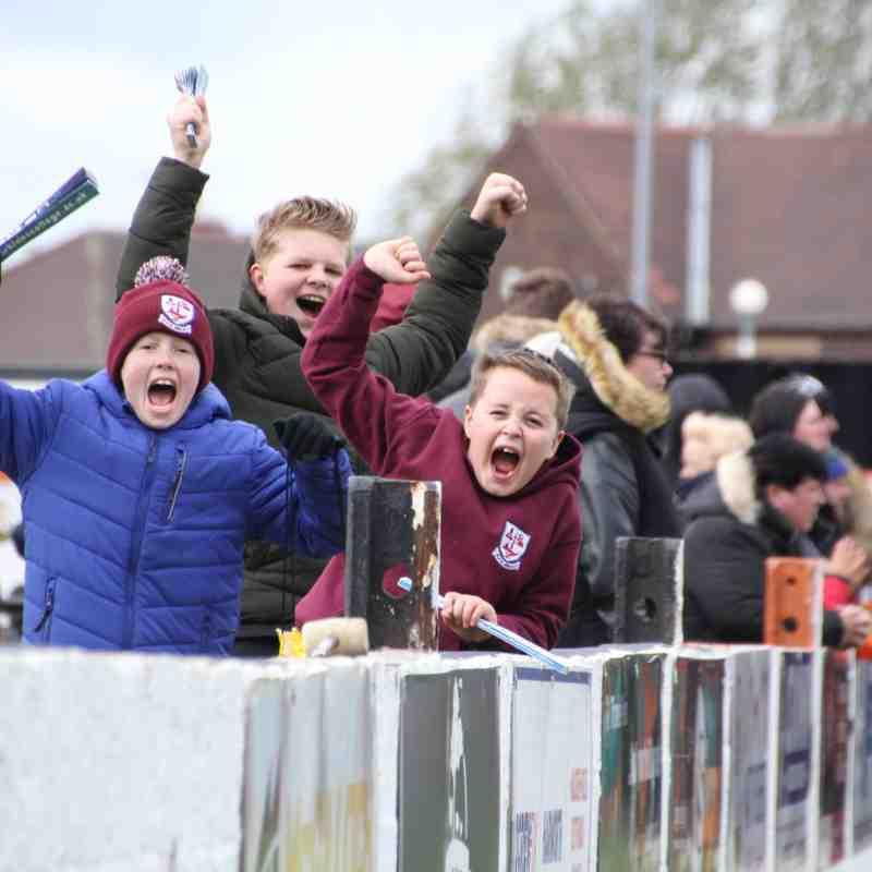Harworth 1-2 AFC Emley