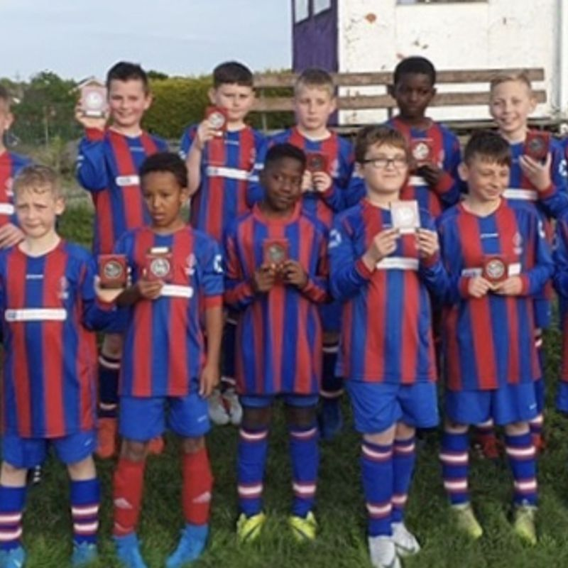 Under 11 Defeated In Cup Final
