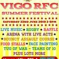 Vigo RFC Summer Festival