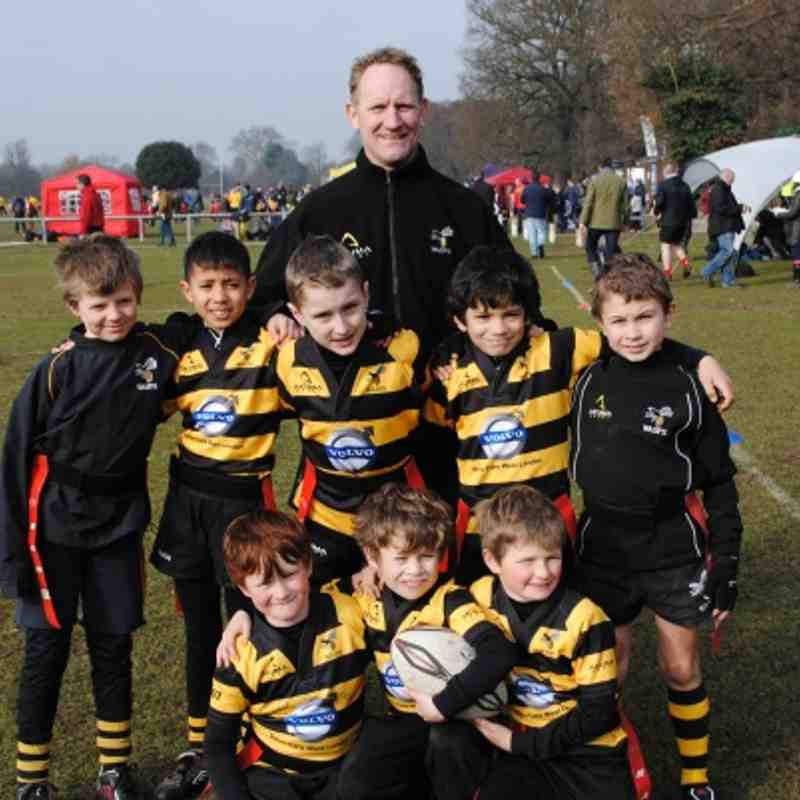 U8 s Middlesex Festival