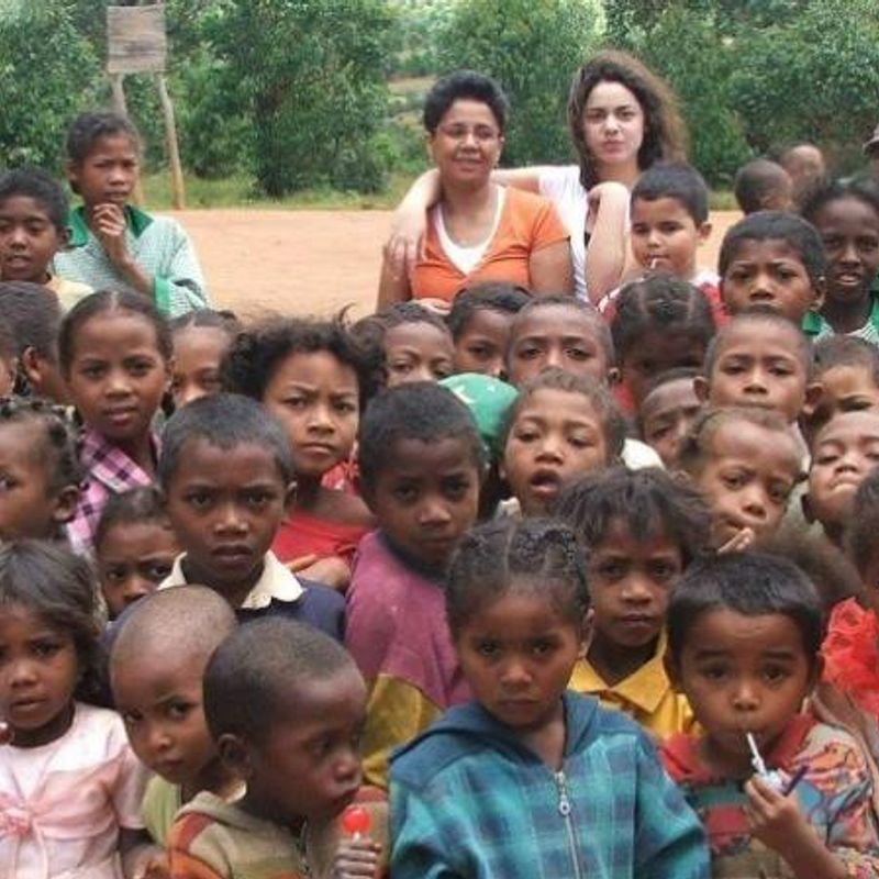 5,000 layups to help youths in Madagascar