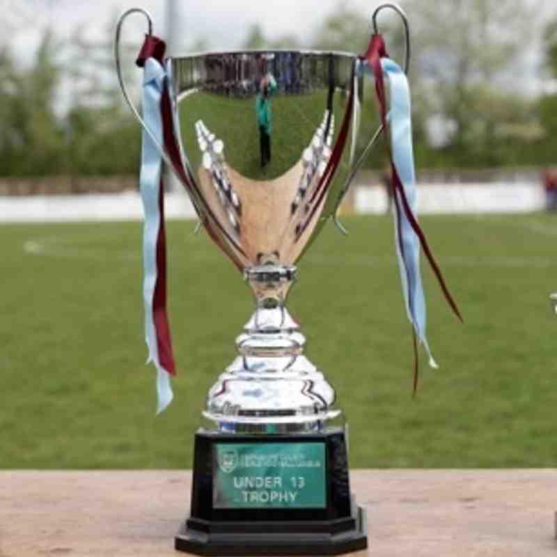 U13 Girls v Laurel Park Starz - 2nd May 2015 - League Trophy Final