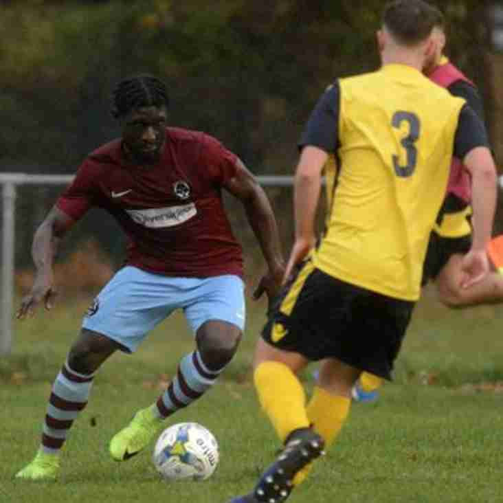 First Team - Thames Valley Premier League - Saturday 23 March
