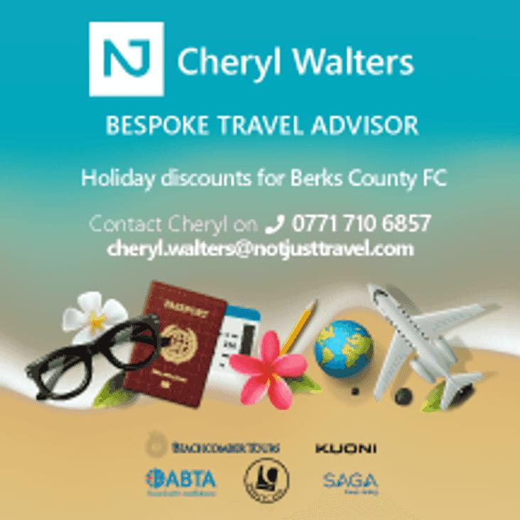 Berks County FC Travel Sponsor