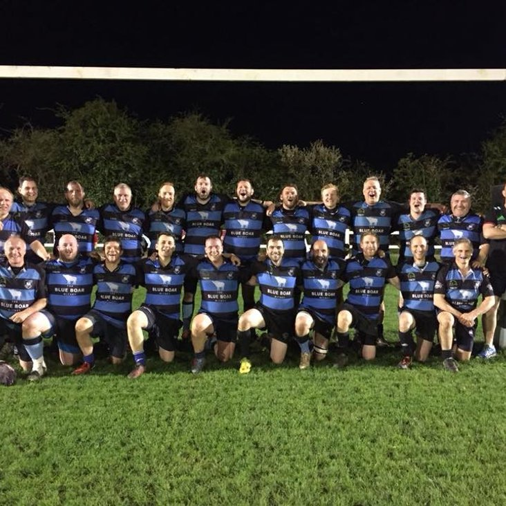 Vets Final Friday 27th April @ Henley RFC 7.45pm kick off after the shield game<