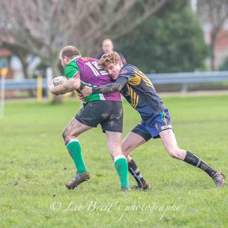 Eastbourne 2nds vs Bognor Regis