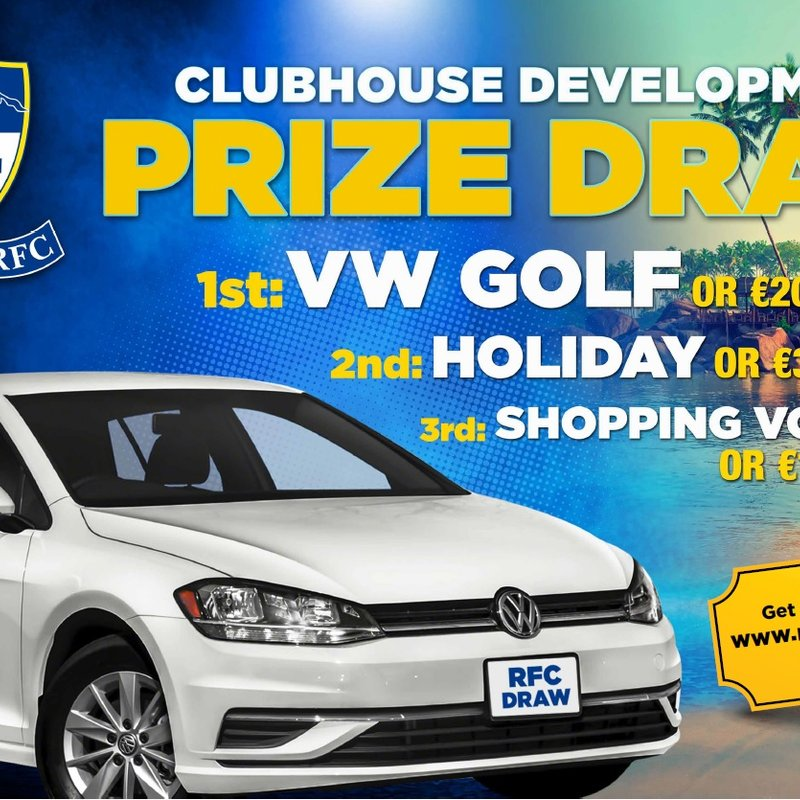 Clubhouse Development Car Draw