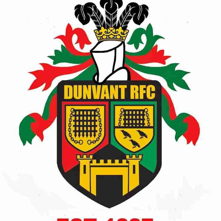 DUNVANT RFC PRESENTATION NIGHT 2019: THE WINNERS (7th June)