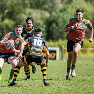 DUNVANT WIN BUT ALL CREDIT TO KIDWELLY'S BATTLING SPIRIT (11th May)