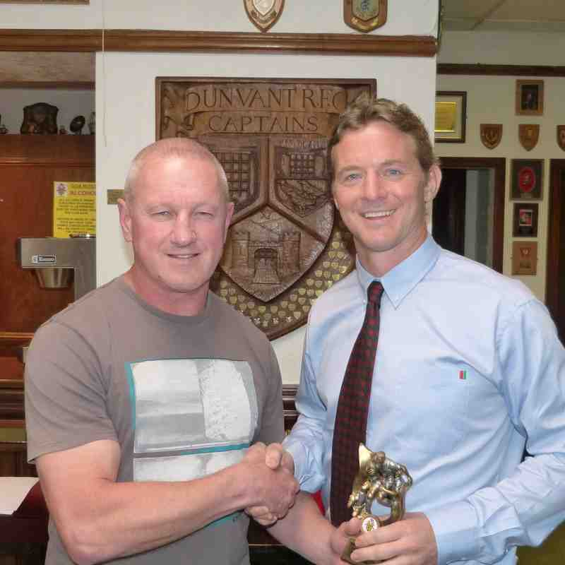 2ndXV-Coaches Player of the Year: Michael Arnold