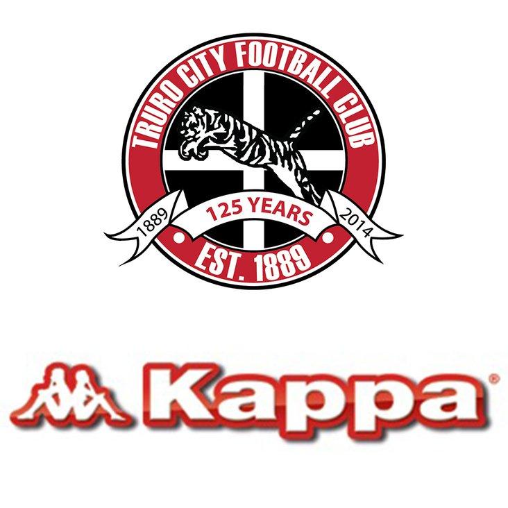 KAPPA UK - KIT SUPPLIER &amp; SPONSOR for 2017/18 Season <