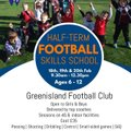 Football Skills School in partnership with Sports Skills Academy