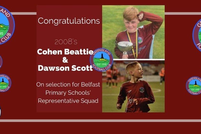 Congratulations Cohen & Dawson!!! - Great achievement
