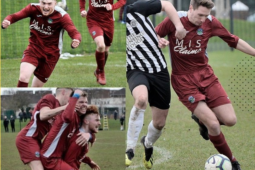 Top of the Table clash with Oliver Plunkett