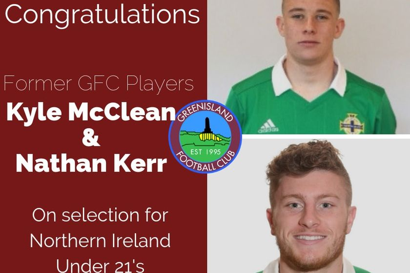 International recognition for former G.F.C. Players