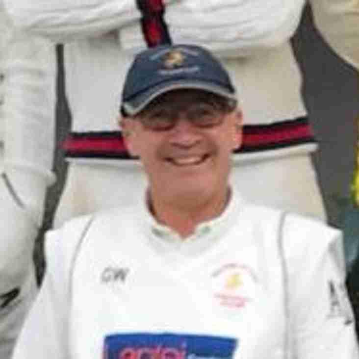 Player Profile - Gareth Winstanley