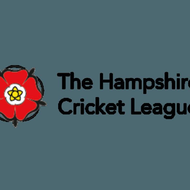 Hampshire Cricket League week 16<