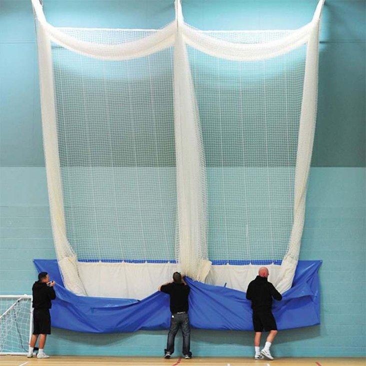 2018 Indoor nets<