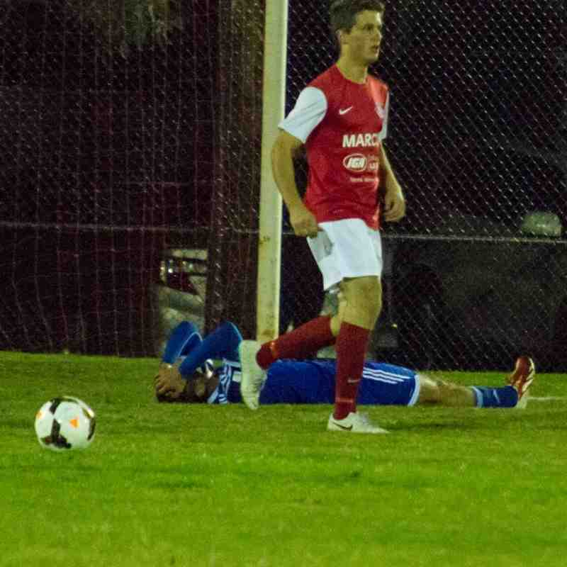 Dockerty Cup v South Melbourne FC