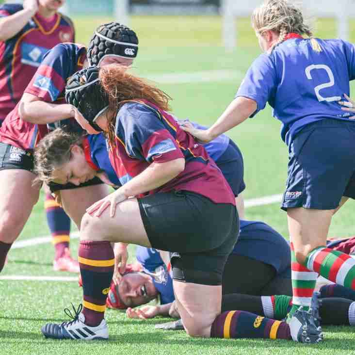 Bournville RFC Ladies 10     22  Lutterworth